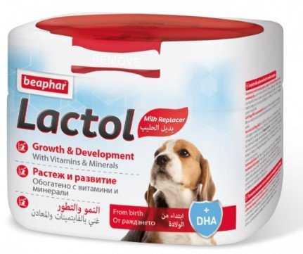 ביהפר מילק תחליף חלב לגורי כלבים