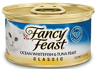 פנסי פיסט במרקם פטה דג אוקינוס וטונה 85 גר'