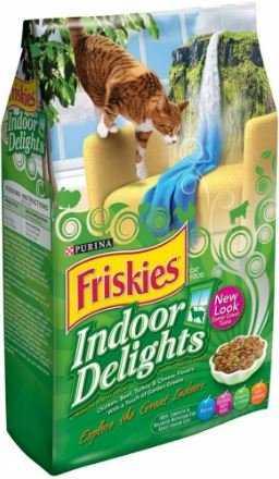פריסקיז אינדור לחתולים