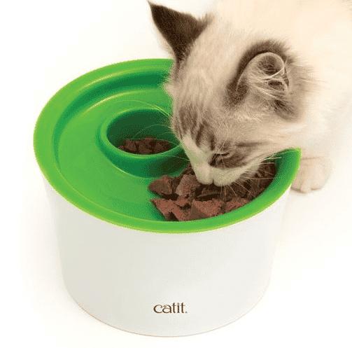 מתקן האכלה רב תכליתי לחתול קטאיט מולטי פידר 2.0