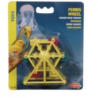 צעצוע גלגל קרוסלה לתוכים קטנים ליווינג וורלד