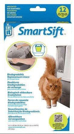 שקיות לשירותים אוטומטיים לחתול קטאיט סמארטסיפט