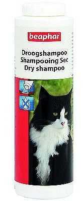 שמפו יבש ללא רחצה לחתולים ביהפר