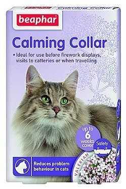קולר מרגיע לחתולים ביהפר