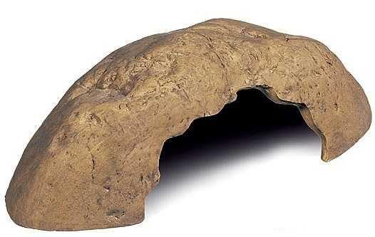מסתור לזוחלים אקזוטרה מערת סלע