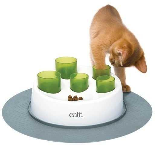 קטאיט סנסז 2.0 מלכודת אוכל משחק האכלה מתקדם לחתול