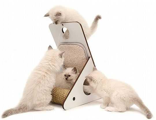 מתקן גירוד לחתול קטאיט דגם 52072 CATIT