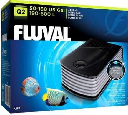 משאבת אויר פלובל Q2 בנפח 600-190 ליטר
