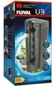פילטר פנימי לאקווריום פלובל FLUVAL U3 בהספק 600 ליטר לשעה