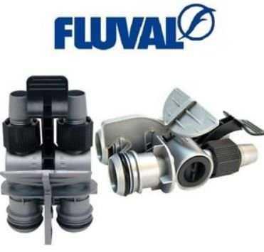 מחבר לצינורות לפילטר פלובל דגמים 406/306/206/106