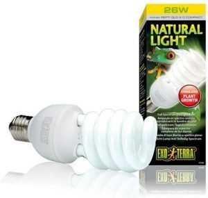 נורת אור טבעי אקזוטרה 26W