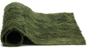 """שטיח מוס מצע לזוחלים אקזוטרה 45*45 ס""""מ"""