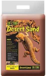 """מצע חול מדברי במגוון צבעים אקזוטרה 4.5 ק""""ג"""