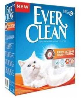אוור קלין כתום מבושם עדין לחתולים