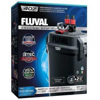 פילטר חיצוני פלובל 406 FLUVAL הספק 1450 ליטר