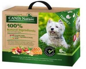 קאניס נייצ'ר הודו מזון טבעי לכלבים