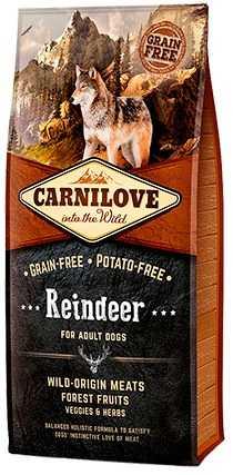 קרנילאב צבי אוכל לכלבים