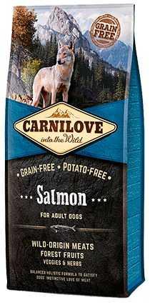 קרנילאב סלמון אוכל לכלבים