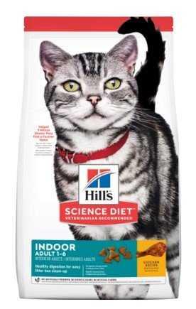 """אוכל לחתול מקורה הילס סאיינס דאייט 4 ק""""ג"""