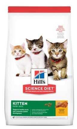 """מזון יבש לגורי חתולים 2 ק""""ג הילס סאיינס דאייט"""
