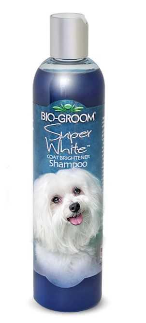 """ביו גרום ברונז לוסטר שמפו לכלבים לבנים 355 מ""""ל"""