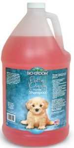 """ביו גרום פלאפי פאפי שמפו לגורי כלבים 3.78 מ""""ל"""