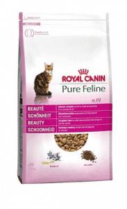 """רויאל קנין מספר 1 פיור ביוטי לחתול 3 ק""""ג"""