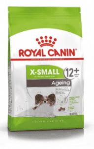 """אוכל לכלבים זעירים רויאל קנין אקסטרה סמול איג`ינג 1.5 ק""""ג"""