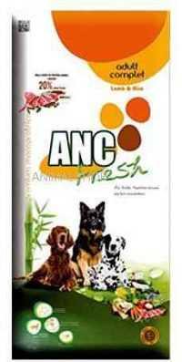 """אוכל לכלבים איי אן סי - ANC כבש היפואלרגני 15 ק""""ג"""