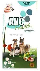 """אוכל לכלבים מבוגרים איי אן סי - ANC סניור 15 ק""""ג"""
