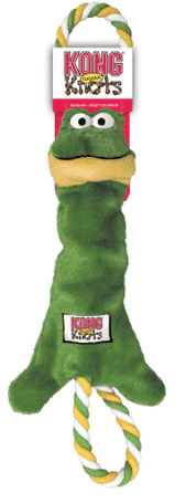 קונג-kong צעצוע צפרדע M/L