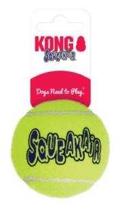 צעצוע לכלב קונג - KONG סקוויקר בול
