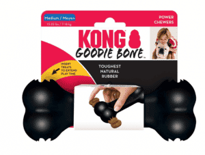 """צעצוע לכלב קונג גודיז אקסטרים L באורך 21.6 ס""""מ"""