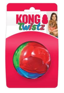 קונג טוויסט כדור צבעוני L