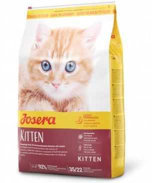 """ג'וסרה קיטן לחתלתולים ומניקות 10 ק""""ג + פח אחסון מתנה!"""