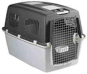 """כלוב טיסה לכלב גוליבר 5 אורך 81 ס""""מ"""