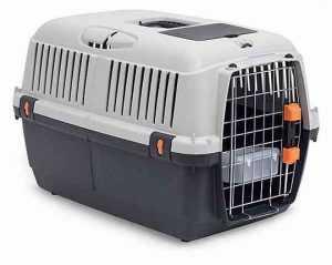 """כלוב טיסה לכלב בארקו 3 - BRACCO אורך 59 ס""""מ"""