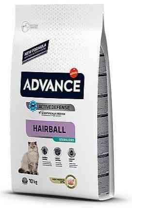 """אדוונס היירבול סטרלייזד הודו לחתול 1.5 ק""""ג"""