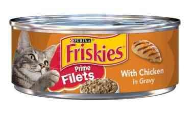 פריסקיז פילה עוף ברוטב 156 גר' לחתול
