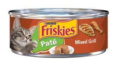 פריסקיז פטה מיקס גריל 156 גר' לחתול