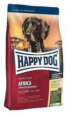 """הפי דוג אפריקה 12.5 ק""""ג לכלב"""