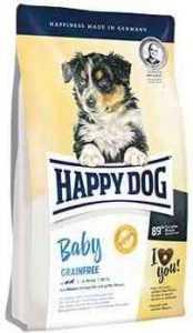 """הפי דוג בייבי ללא דגנים 10 ק""""ג לכלב"""