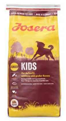 """ג'וסרה קידס לגורי כלבים 15 ק""""ג + פח אחסון מתנה!"""
