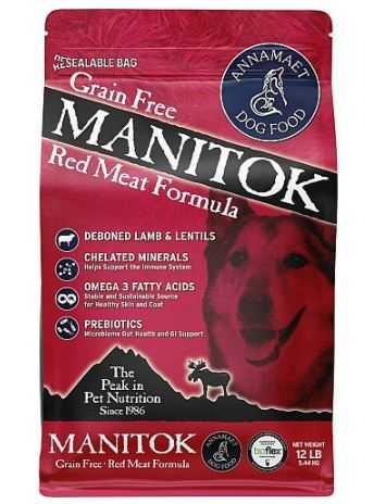 """אנאמיט מאניטוק 2.27 ק""""ג לכלב"""