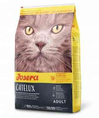 """ג'וסרה קטלוקס ברווז לחתול 10 ק""""ג + פח אחסון מתנה!"""