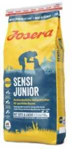 """ג'וסרה סנסי ג'וניור לכלב 15 ק""""ג + פח אחסון מתנה!"""