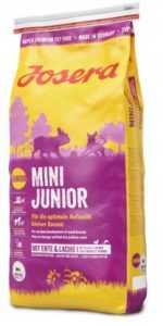 """ג'וסרה מיני ג'וניור לכלב 15 ק""""ג + פח אחסון מתנה!"""