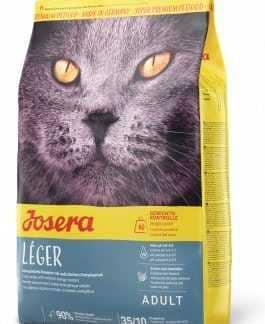 """ג'וסרה לגר לייט לחתול 10 ק""""ג+ פח אחסון מתנה!"""