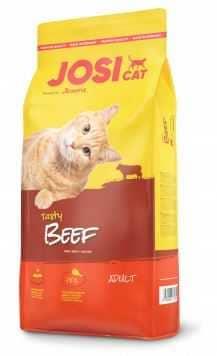 """ג'וסרה ג'וסיקט בקר לחתול 10 ק""""ג"""