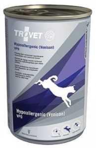 טרווט רפואי - היפואלרגני שימור צבי 400 גר' לכלב